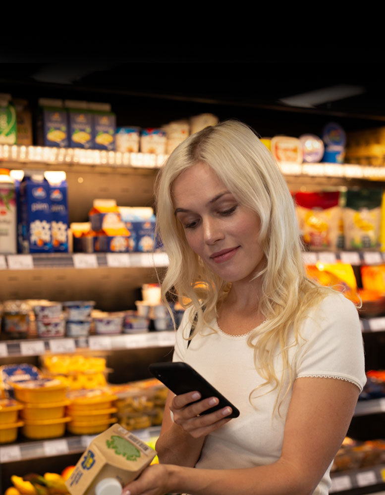 mobile payment in stores